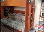2- ярусная кровать с диваном