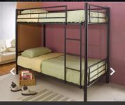 Кровать металл двухъярусная